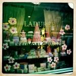 2sistersinparis Laduree on Madison Avenue in NYC
