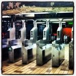 NYC subway at Lexington