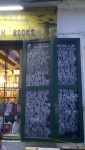 The Shakespeare and Company Book Store in Paris
