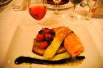 Our dinner at Le Procope, the oldest restaurant in Paris