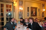 Our dinner with the Wild Child at Le Procope, the oldest restaurant in Paris