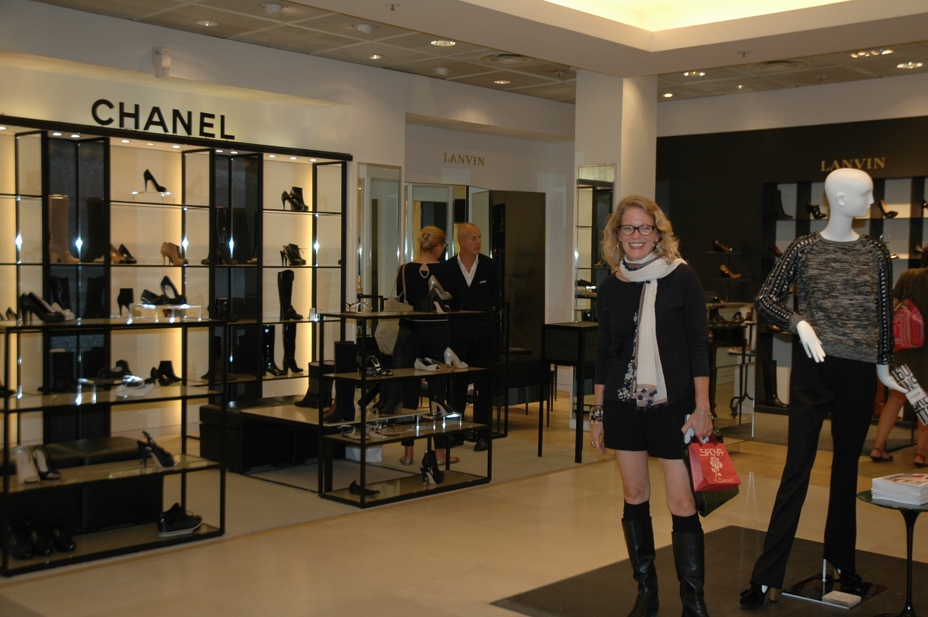 chanel bon marche store - photo#14