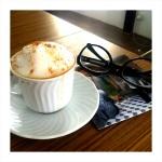 My morning espresso Americana