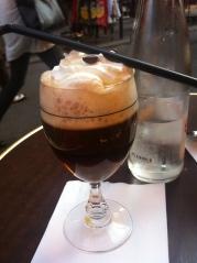 Cafe Amoretto Parisian style