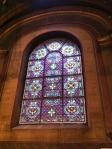 details inside the oldest church in Paris - St-Germain-des-Pres
