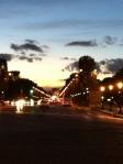 The amazing Arc de Triomphe on the Avenue des Champs-Élysées