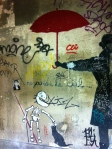 I love the street art I am finding in Paris
