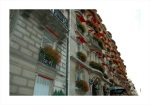 amazingly beautiful buildings in the luxurious area around Avenue des Champs-Élysées