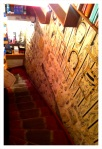 Staircase at Shakespeare and Company Paris