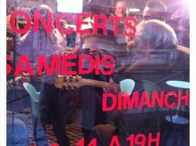 Espace Django Reinhardt in Paris