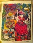 The famous La Closerie des Lilas in Paris