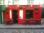 Chez Marie at the foot of Sacre Coeur