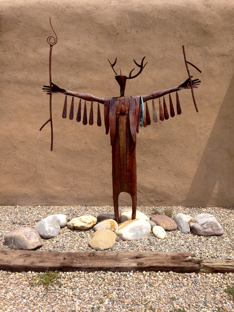 Taos New Mexico - art