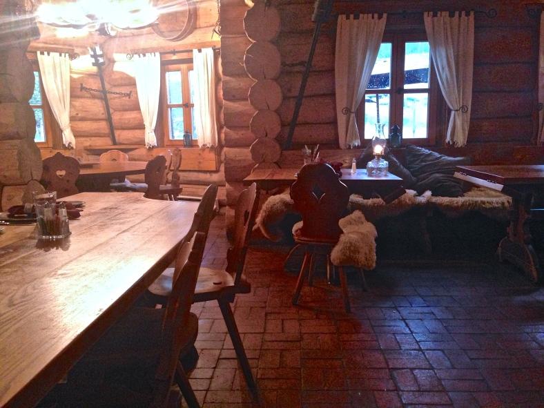 german food in Taos New Mexico ski village