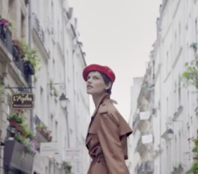A little video from Louis Vuitton if you're in the mood for paris