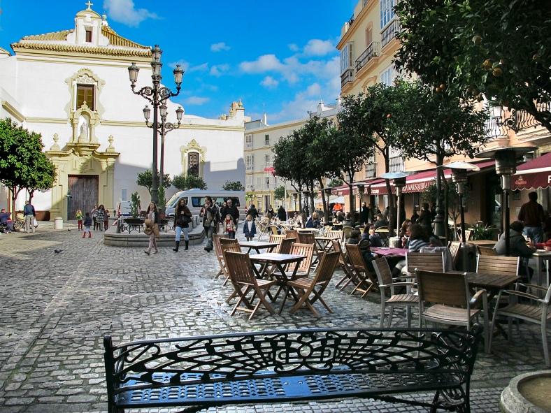 Cádiz, Spain #2sistersinparis