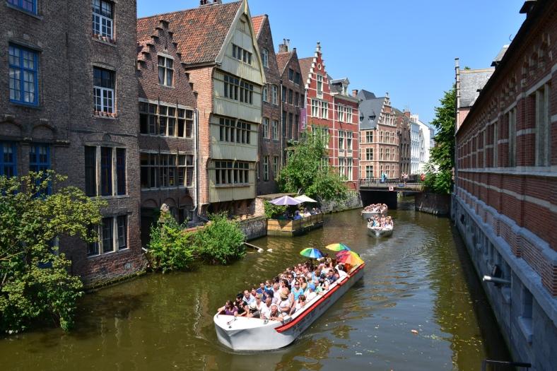 Ghent, Belgium #2sistersinparis