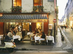 50 best restaurants in paris